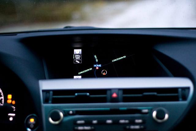 Lexus Home Sensor