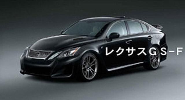 Lexus GS F by Best Car