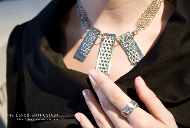 Lexus Tailpipe Jewelry