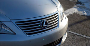 Lexus LS 460 review by Autospies