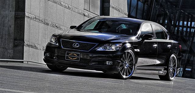 Ls 460 For Sale >> Wald International Lexus LS 460 Sport