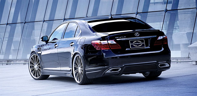 Wald International Lexus LS 460 Sport