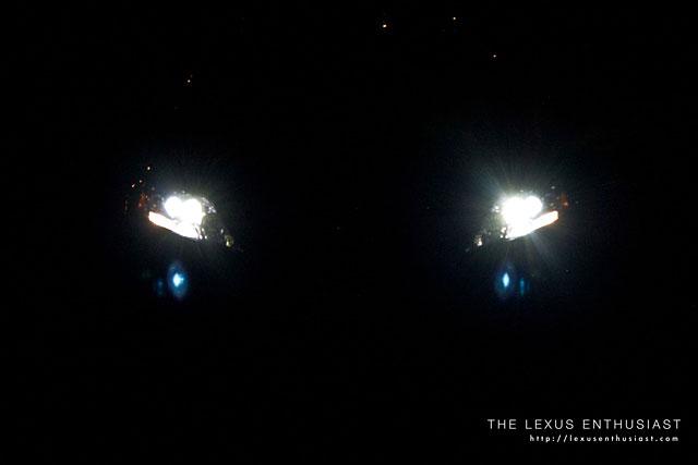 2010 Lexus RX 450h Night Light