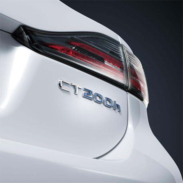 Lexus CT 200h Teaser Image Large