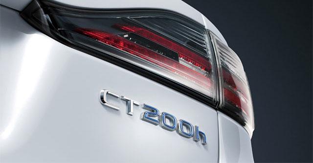Lexus CT 200h Teaser
