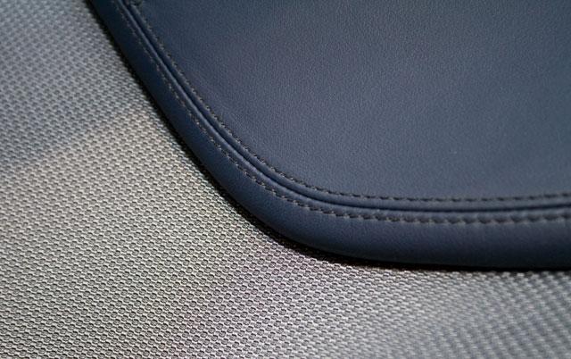 Lexus LF-Ch Seats
