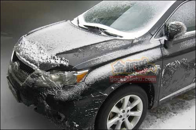 Lexus RX 270 to be sold in China