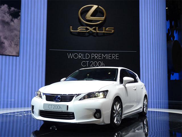 Lexus CT 200h Autoblog photos