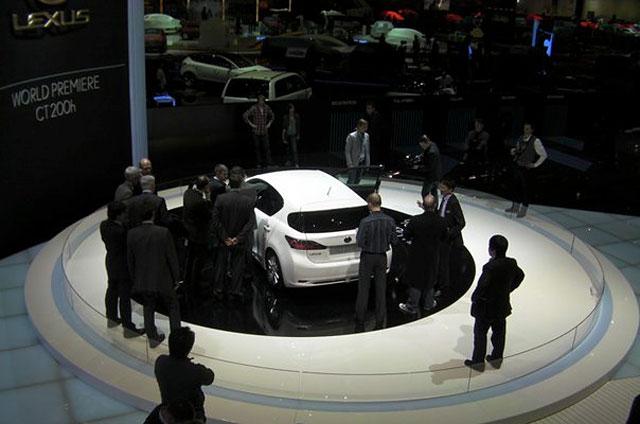 Lexus CT 200h VIP Event