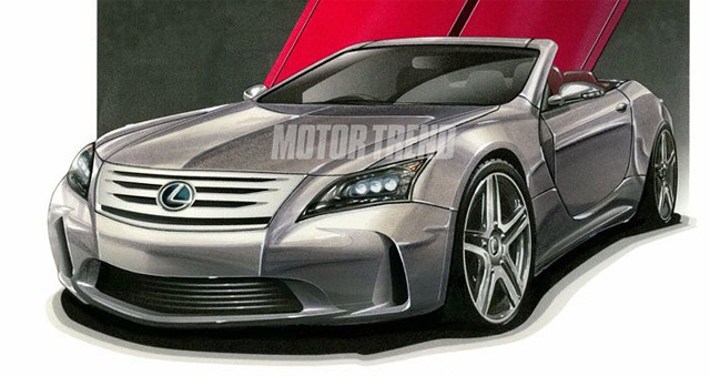 Next Generation Lexus SC