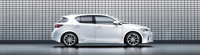 Lexus confirms CT 200h US launch