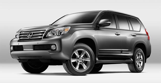 GX 460 in Automotive Design & Production