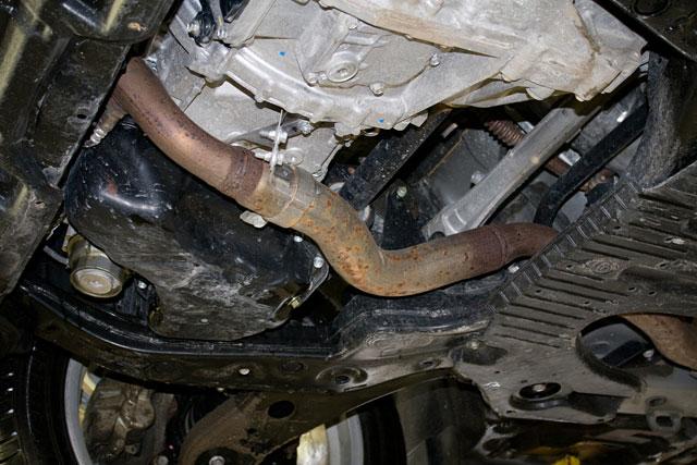 Lexus RX 450h Front Electric Motor