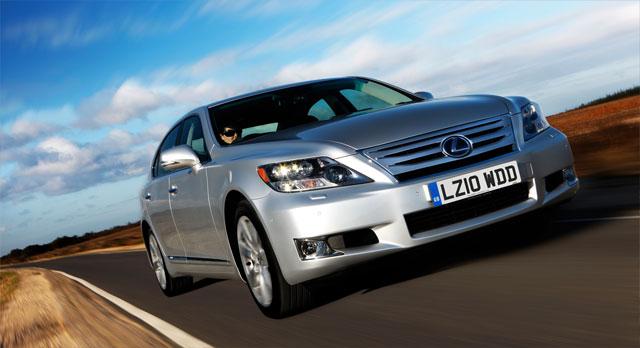 Lexus LS 600h Hybrid