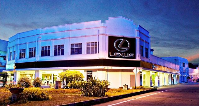 Lexus Malaysia Opens Penang Dealership