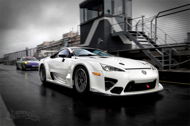 Lexus LFA on