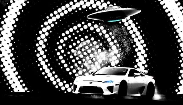 Top Gear's Richard Hammond Reviews the Lexus LFA