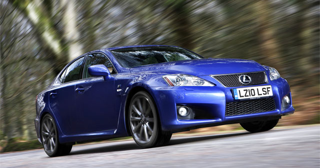 2010 Lexus IS F