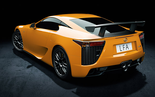 Lexus LFA Nürburgring Package