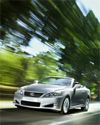 Lexus IS 250 C Consumer Reports Convertible Test