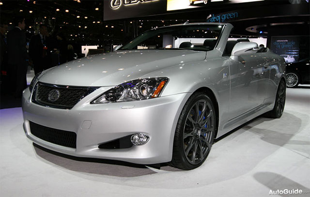 Lexus IS 350C F-Sport Photos