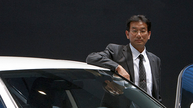 Lexus CT 200h Chief Engineer Osamu Sadakata