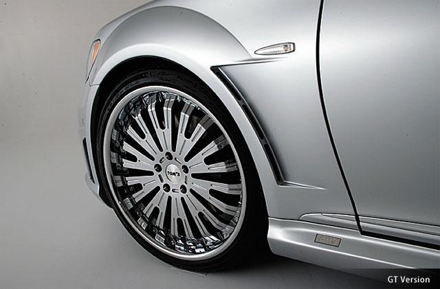 Lexus TOM's LS 460GT Fenders
