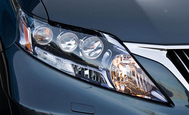 Lexus RX 450h Headlights