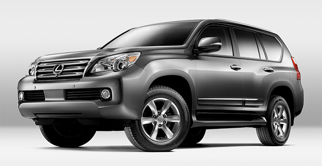 Lexus GX 460 Recall Announced