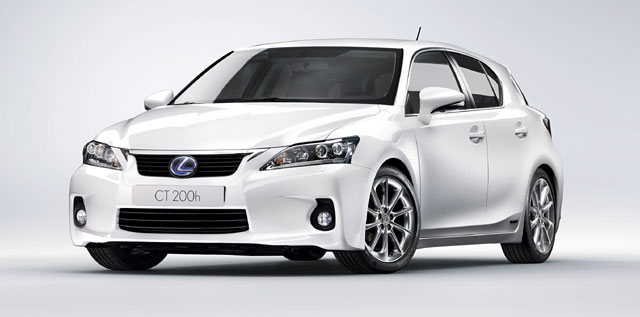Lexus CT 200h Australian Launch in 2011
