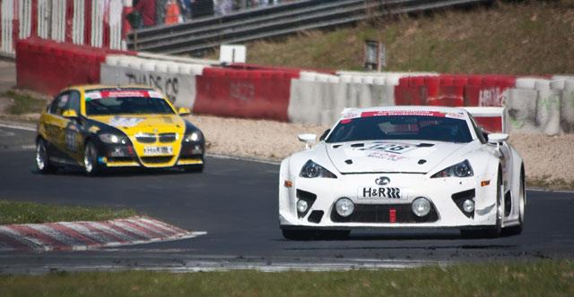 Lexus LFA Racing Nürburgring 52