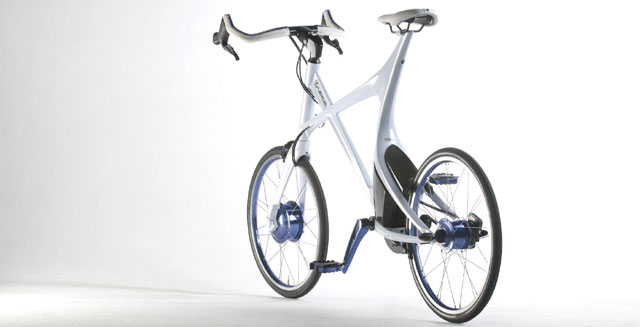 Lexus HB Concept and UK Bike Sponsorship