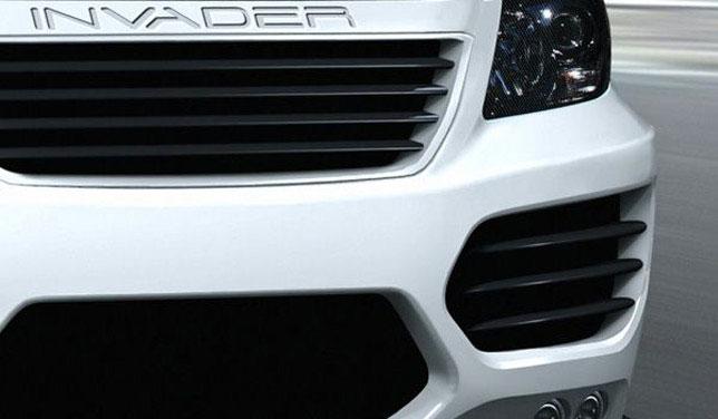 Lexus LX 570 ASI Invader Detail 2