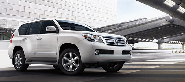 Lexus GX 460 Safety Warning