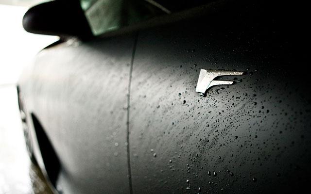Lexus LFA Desktop by Christian Thomas