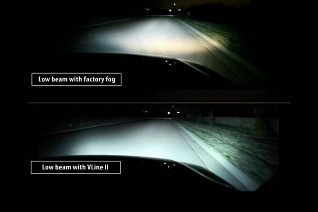 Lexus VAISTech VlineII Vision