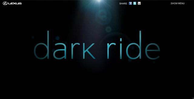 Lexus CT 200h Dark Ride
