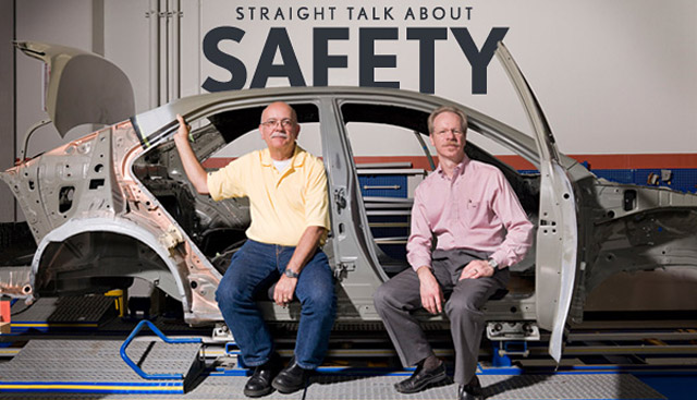 Lexus Safety with Charles Hubbard & Paul William