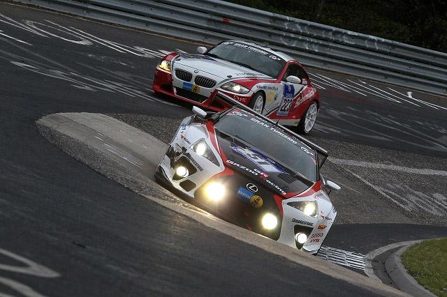 Lexus LFA @ Nürburgring 24 Hour Race