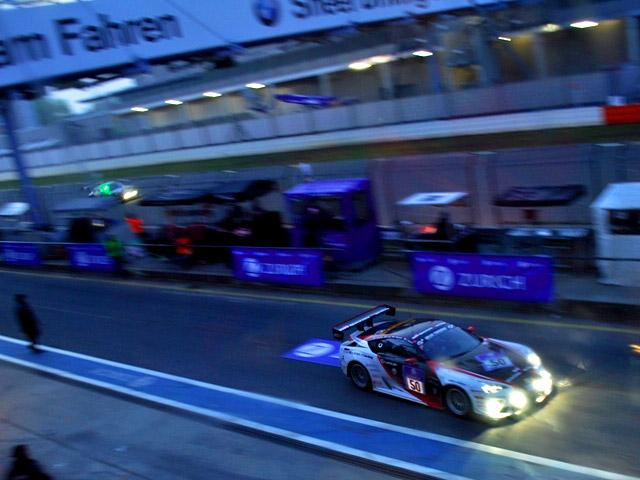 Lexus LFA @ Nürburgring Pic 4