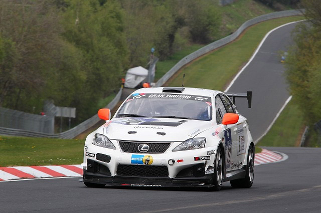 Lexus IS F @ Nürburgring 24h race