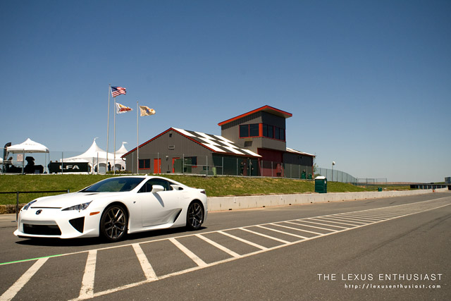 My Favorite Shot from the Lexus F-Sport Event