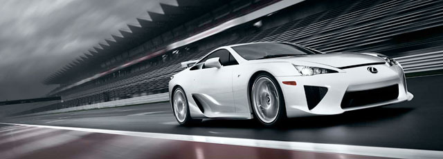 Lexus LFA for the 1000th Time