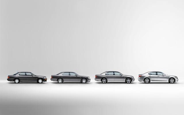 Lexus LS Generations I