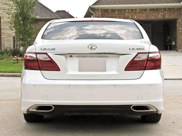 Reader Review: Lexus LS 460 Sport | Lexus Enthusiast