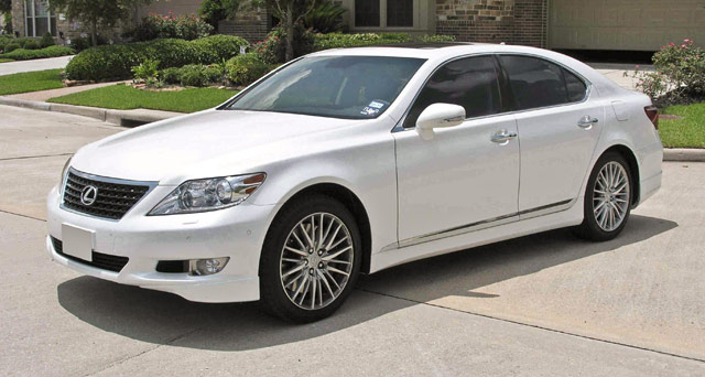 drove a lexus ls 430 yesterday for the first time. Black Bedroom Furniture Sets. Home Design Ideas