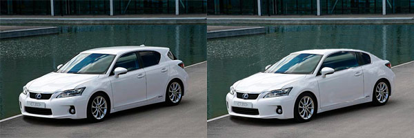 Lexus CT 200h Coupe