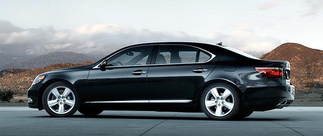 Lexus LS 460 J.D. Power Initial Quality Study