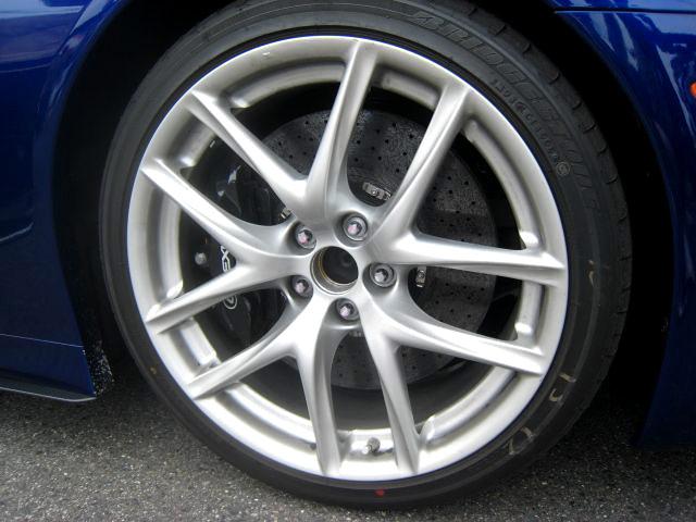 Lexus LFA Wheels