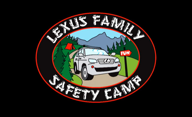 Lexus Family Safety Camp